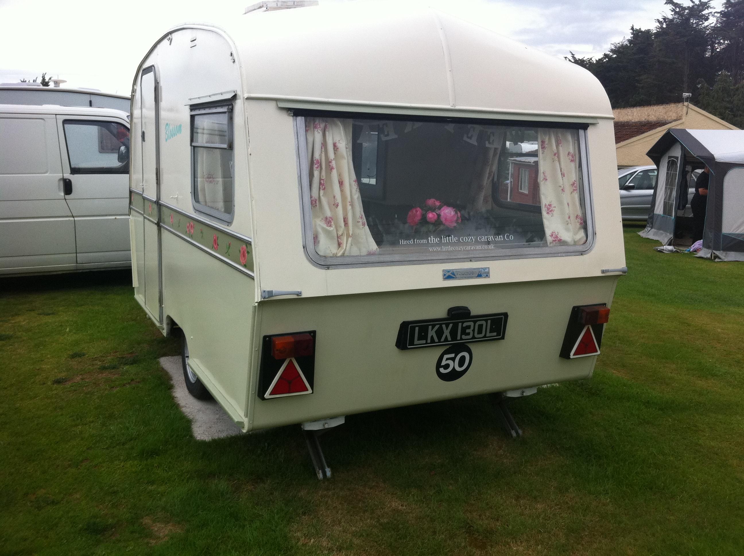 Model Bedroom Caravan For Hire At Butlins Minehead